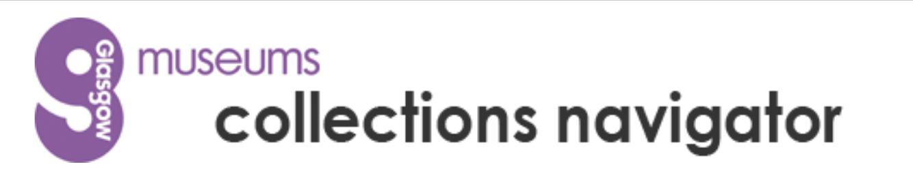 Collections Navigator
