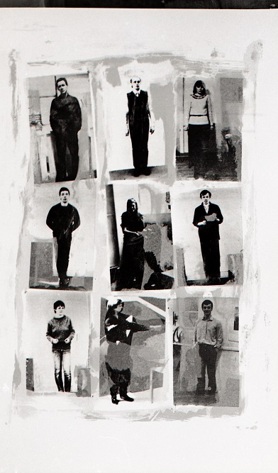 Jayne Taylor Art Students c.1980 (small)